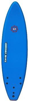 Liquid Shredder FSE EPS-PE Soft Surfboard