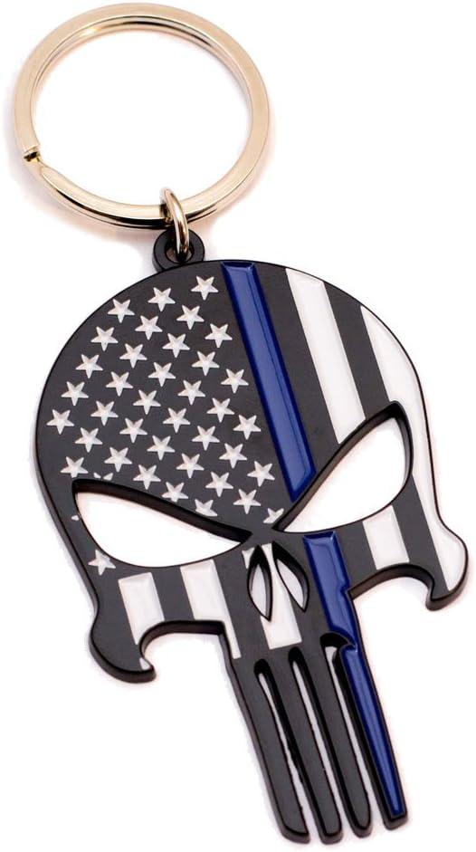 Amazon.com: Oficial de policía regalo – delgada línea azul ...