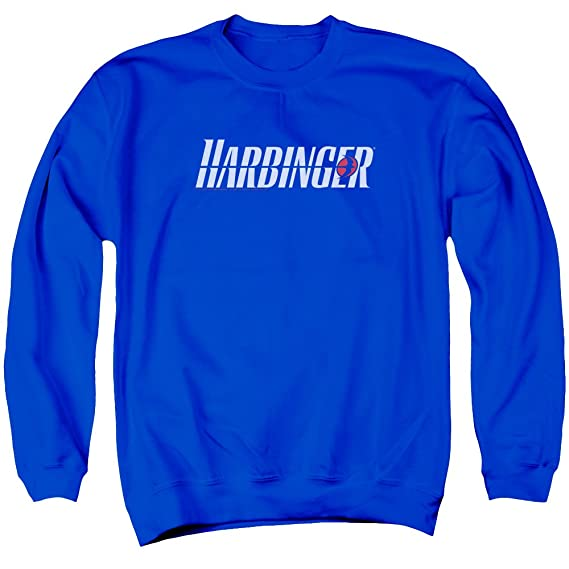 Harbinger - Mens Logo Sweater, Small, Royal Blue