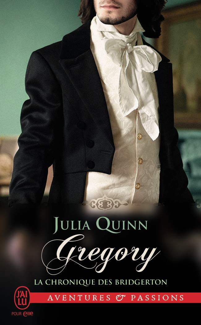 La chronique des Bridgerton, tome 8 : Gregory de Julia Quinn