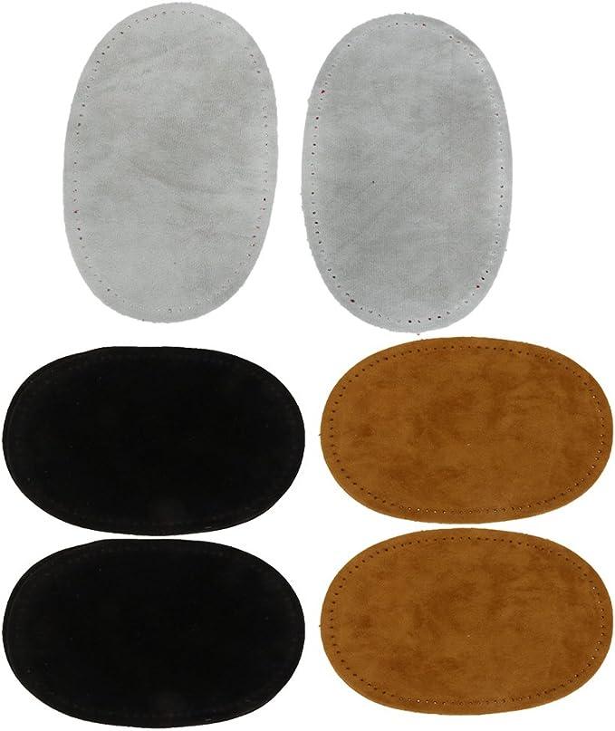 genou Patches Réparation Craft Applique À 2 Paire Sew-Sur Coudières