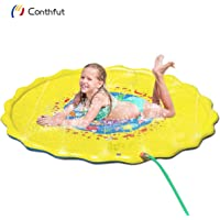 Charitable Summer 2019 Baby Water Spray Pad Inflatable Water Sprinkling Mat Beach Sand Toys Toys For Children Activity Play Toy Structural Disabilities Baby Gyms & Playmats