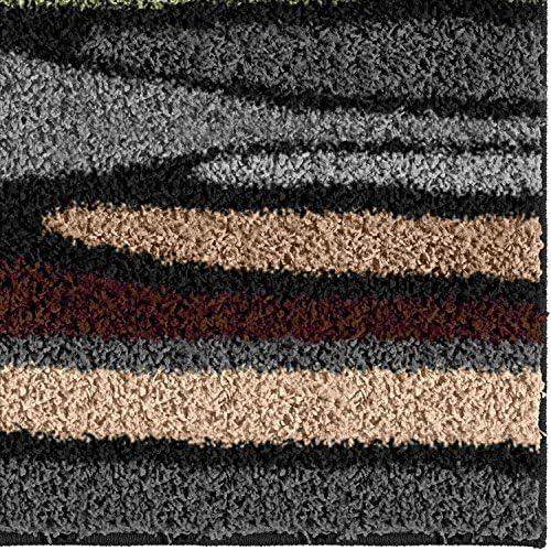 Orian Rugs Shag-Ri-La Plateau Rainbow Area Rug