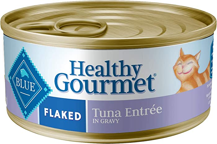 Top 9 Gourmet Entree Canned Cat Food