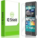 Sony Xperia X Screen Protector, IQ Shield LiQuidSkin Full Coverage Screen Protector for Sony Xperia X HD Clear Anti-Bubble Film - with