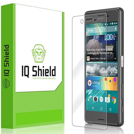 Amazon Sony Xperia X Screen Protector Iq Shield Liquidskin