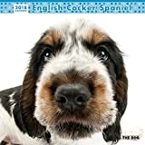 THE DOG Wall Calendar 2018 English Cocker Spaniel