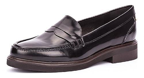 Martinelli, Morie 1016-A110V, Mocasín Black de Mujer, Talla 41: Amazon.es: Zapatos y complementos
