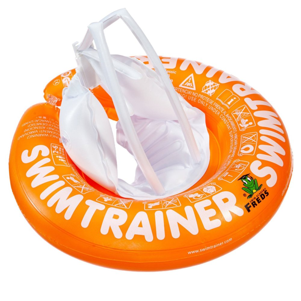 GEXING Kinderschwimmring Babyschwimmring Babyring,Yellow-42*20cm