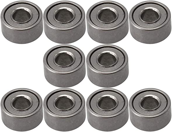 2mm*5mm*2.5mm MR52zz Mini Metal Double Shielded  Ball Bearings