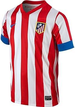 2012-13 Athletico Madrid Home Nike Shirt (Kids): Amazon.es: Deportes y aire libre