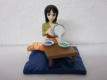 Bandai Gashapon Mini-Figure NICO ROBIN Mini-Figurine Manga ONE PIECE