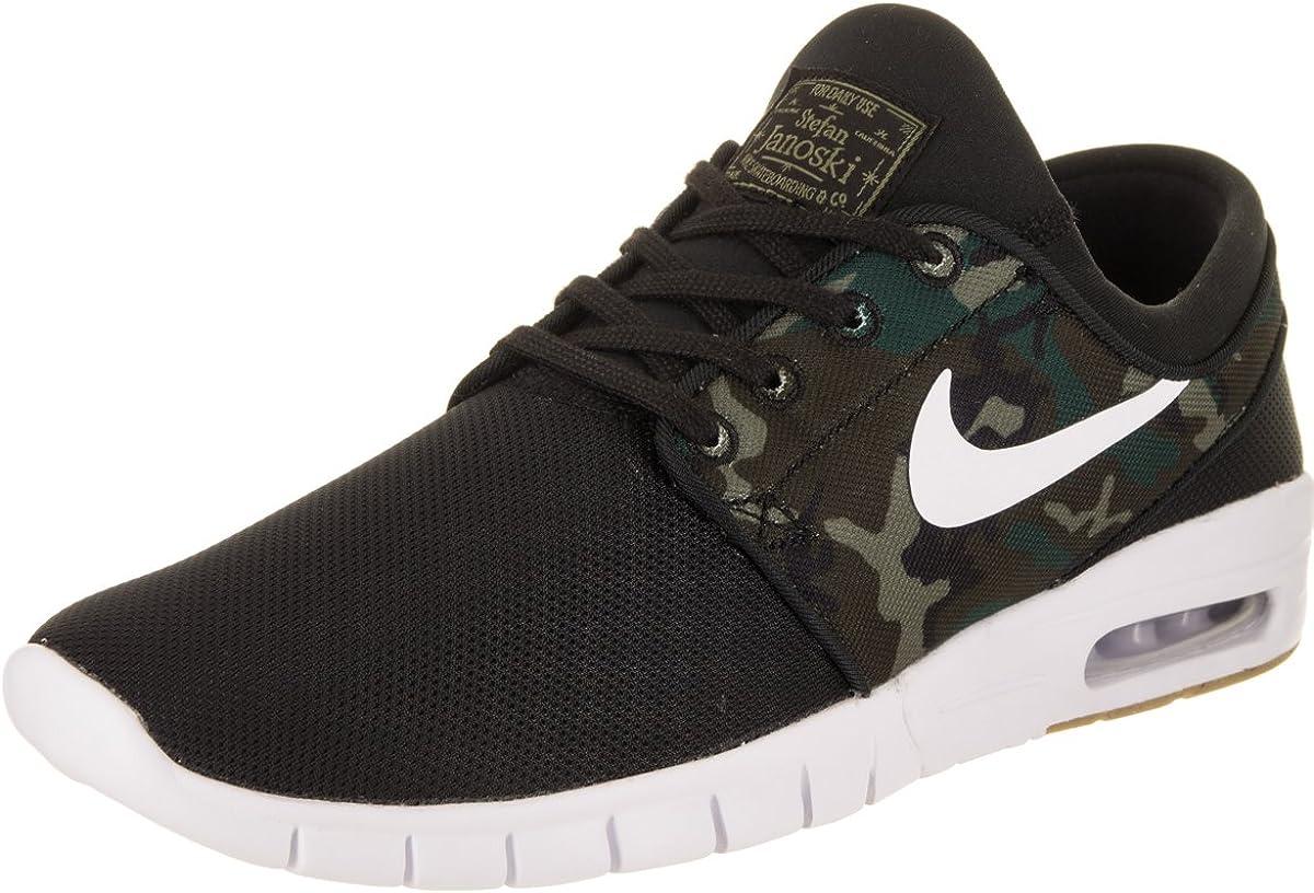 estilo distintivo buena venta último diseño Nike SB Stefan Janoski Max Mens Trainers: Amazon.co.uk: Shoes & Bags