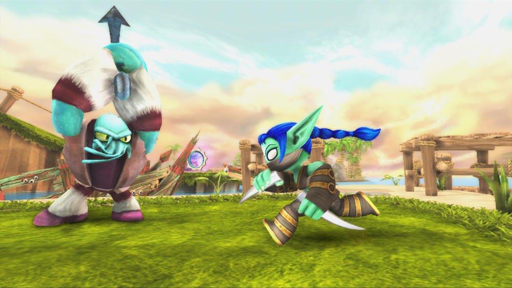 Figura Skylanders 3-Stealth Elf: Amazon.es: Videojuegos
