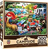 MasterPieces Campside - Little Rascals 300Pc Ezgrip Puzzle