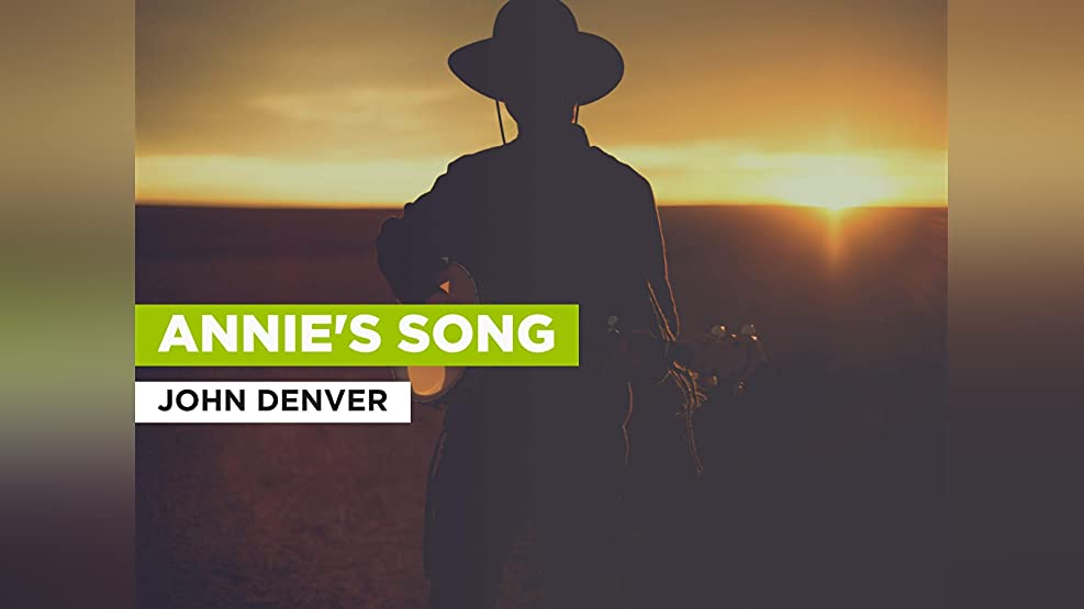 Annie's Song in the Style of John Denver