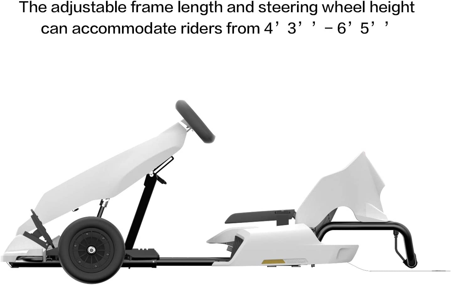 Amazon.com: Segway Ninebot Kit eléctrico GoKart Drift, pedal ...