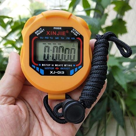 PYXM - Reloj de Pulsera con Temporizador de intervalos para ...