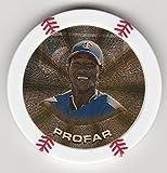 2014 Topps Poker Chipz Gold Jurickson Profar Texas Rangers