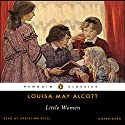 Little Women: Classics Deluxe Edition Audiobook by Louisa May Alcott, Jane Smiley (introduction) Narrated by Christina Ricci