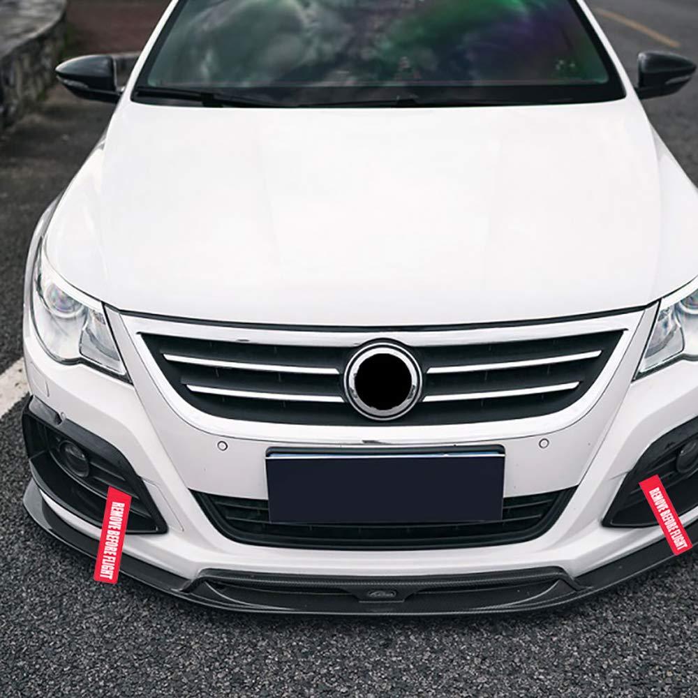 High Strength Racing Tow Strap Set Belt Nylon Strap Bumper Gift Tow Point Arrow Sticker Bar Dorhea Red Tow Strap