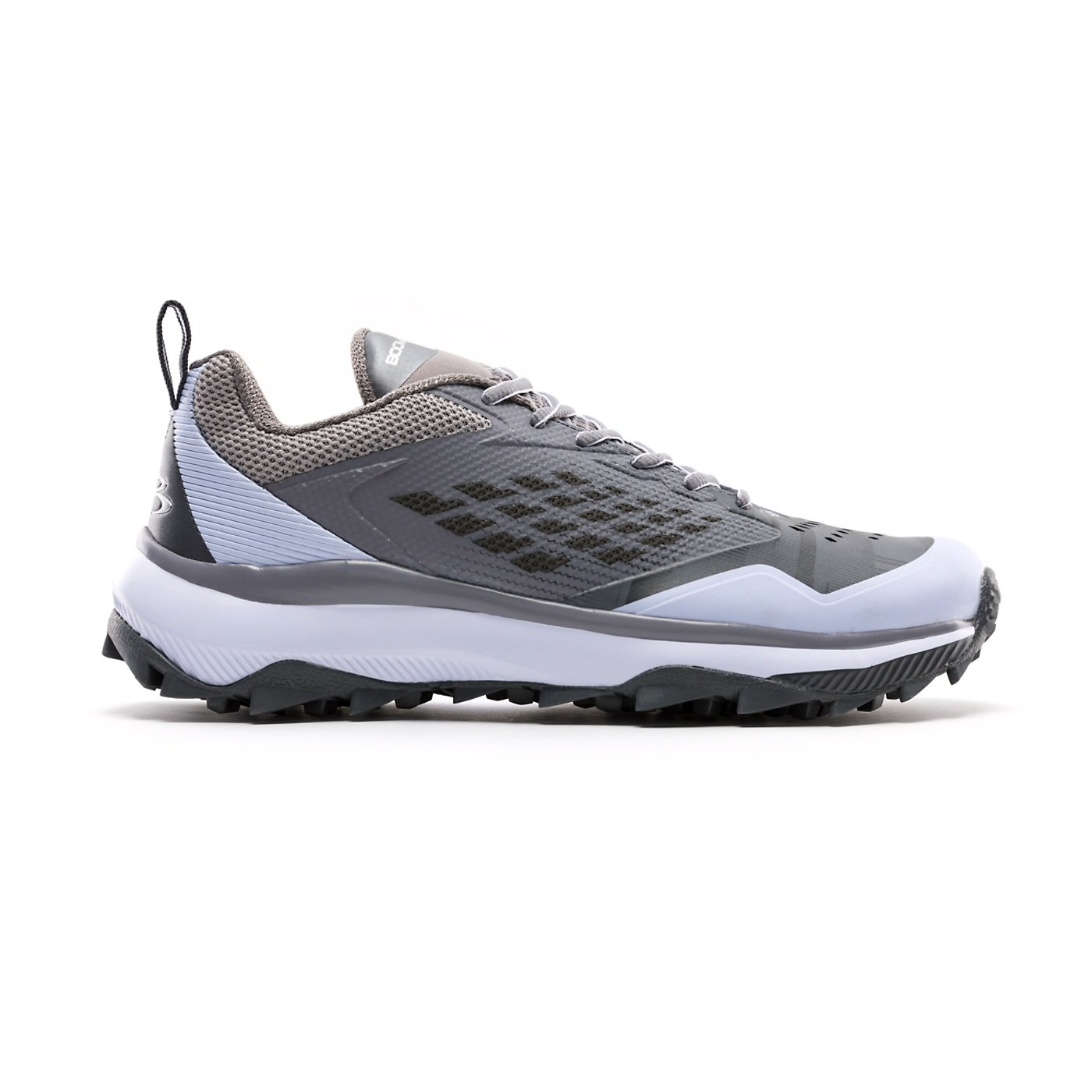 Boombah Men 's Marauder Turf Shoes – 8カラーオプション – 複数のサイズ B07BS4259D 13|Gray/Charcoal Gray/Charcoal 13