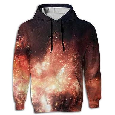 16bc2cc4c7af May Galaxy Stars 3D Men s Novelty Cute Long Sleeve Hoodie Tie Dye For Yoga  Hoody