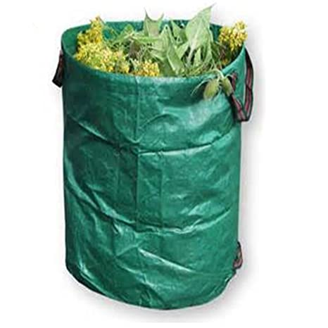Bolsas de basura para jardín con 120 litros de capacidad ...