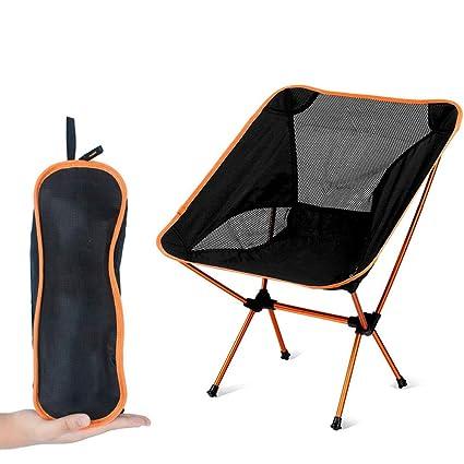 Amazon.com: ZJY - Sillas plegables para playa y camping ...