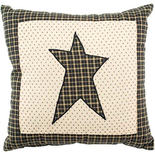 (VHC Brands 7168 Kettle Grove Pillow Star 10x10)