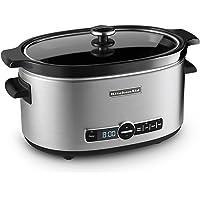 KitchenAid KSC6223SS 6-Qt. Slow Cooker with Standard Lid