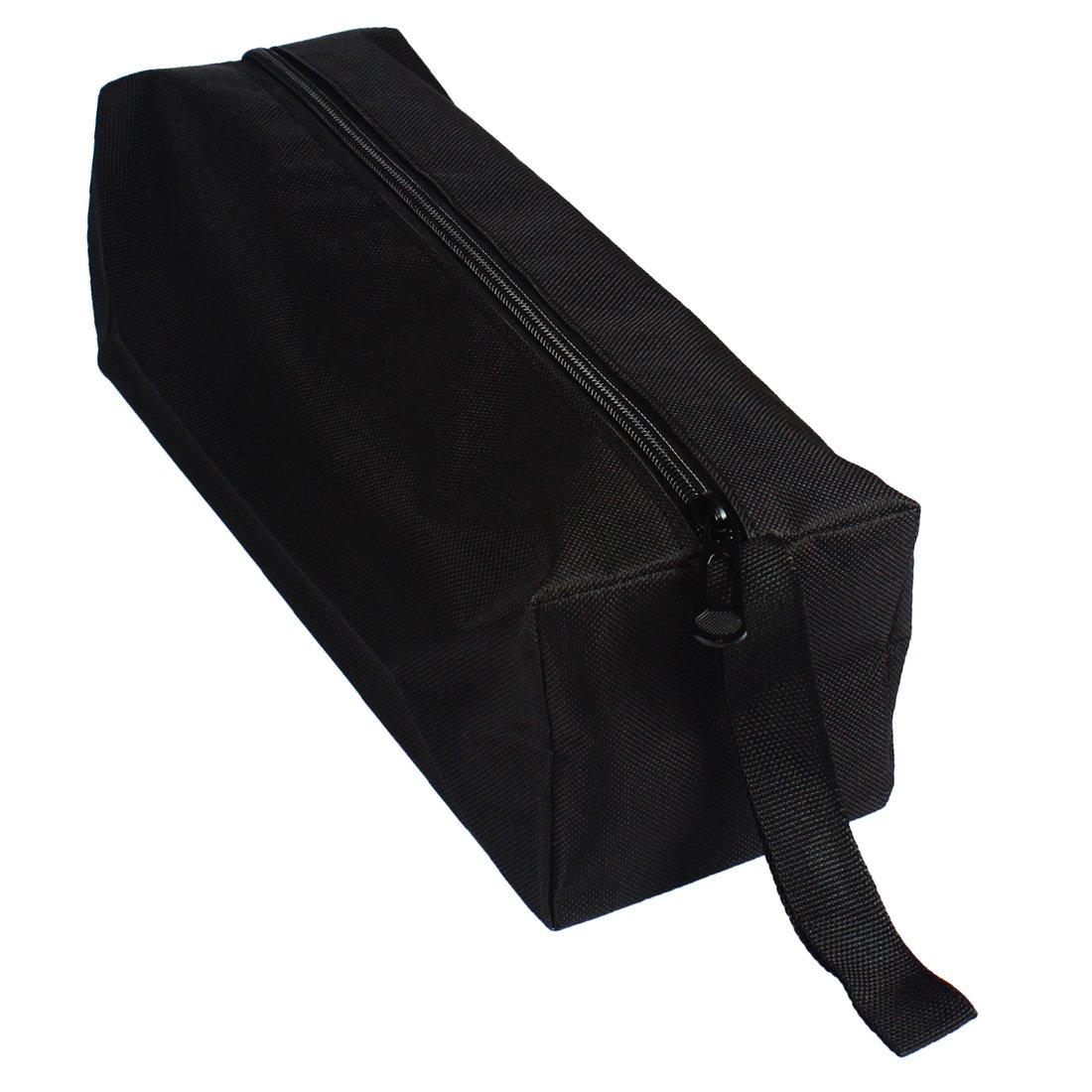 Rojo Andux Zone Bolsa con cremallera para herramientas utilidad de almacenamiento Bolsa de tela Oxford WJSNB-01