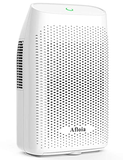Afloia Dehumidifier For Home Quiet Dehumidifier For Bedroom Small  Dehumidifiers For Bathroom Air Dehumidifier For Room