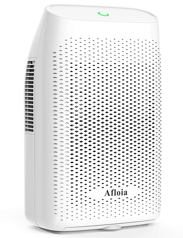Afloia Dehumidifier for Home Quiet Dehumidifier for Bedroom Small Dehumidifiers for Bathroom Air Dehumidifier for Room (2000ml A)