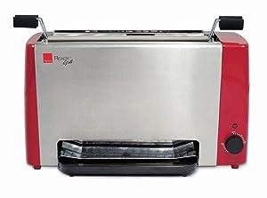 Ronco RG1003RDGEN Ready Grill, Red