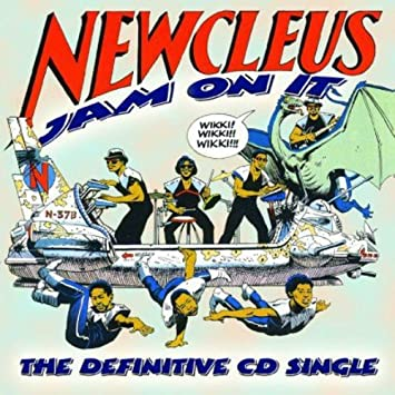 musica newcleus jam on it