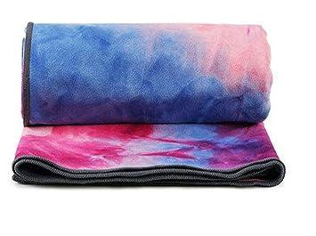 HZJ Yoga Starter 183 * 68cm Toalla Duradera Yoga Mat con Llevar Bloques De Equilibrio EcolóGico ...