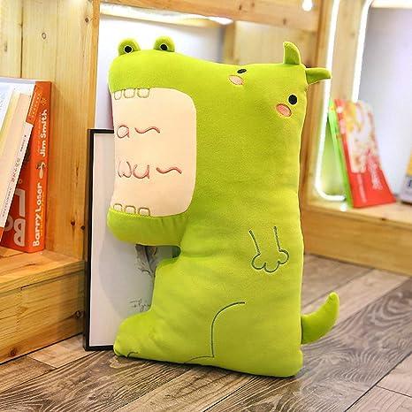 Amazon.com: Bonita almohada de felpa suave con relleno de ...