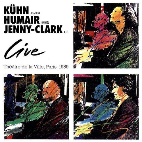 Live: Theatre De La Ville - Paris 1989 by Creative Music Prod.
