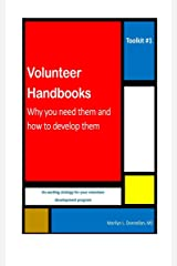 Volunteer Handbooks (Nonprofit Toolkit #1) Kindle Edition