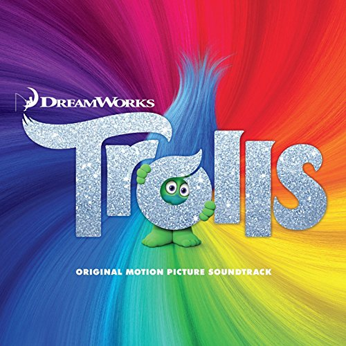 Price comparison product image DreamWorks: Trolls (Original Motion Picture Soundtrack) - European Edition