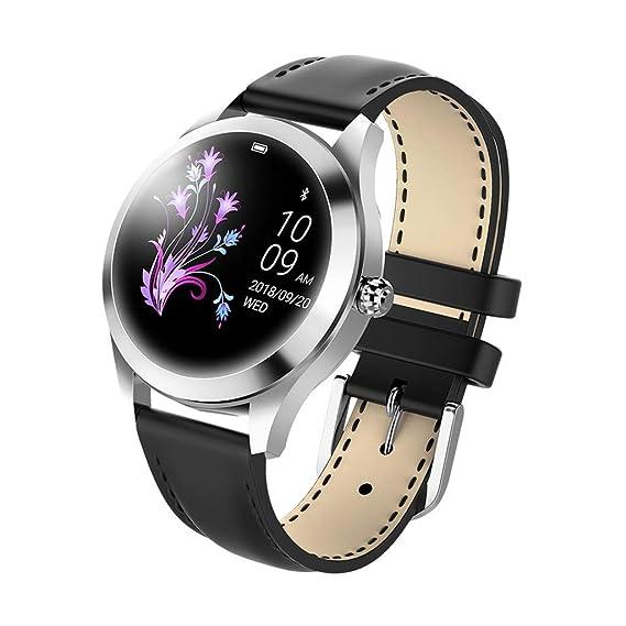 Pwtchenty Relojes Reloj Inteligente Deportivos NiñOs Smart Watch ...
