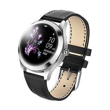 Smart Watch pour Femme, Fulltime® IP68 étanche Sport Montre Connectée moniteur Cardiofréquencemètre Bracelet pour