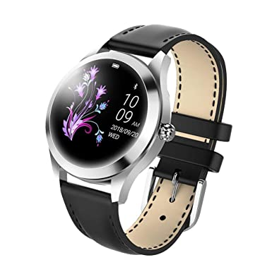 Amazon.com | KAKALOR Smart Watch KW10, Bluetooth Smartwatch ...