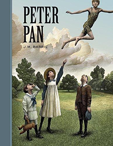 Peter Pan (Sterling Unabridged Classics)