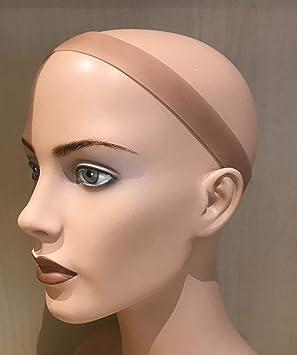 Stop de IT pelucas de Silicon banda con cierre de velcro ...