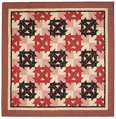 Connecting Threads Quilting (Connecting Threads Full/Queen Quilt Kit (Broad Arrow))