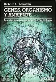 Genes, organismo y ambiente: Amazon.es: Lewontin, Richard