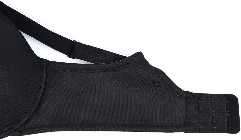 Deyllo Womens Full Coverage Minimizer Underwire Bra Smooth T-Shirt Bra Support