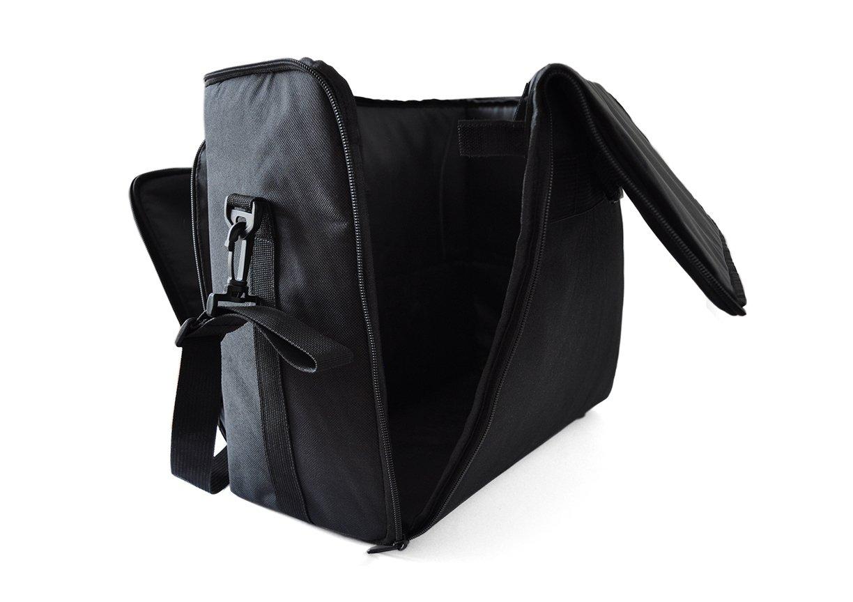 FAVI Universal Video Projector Travel Bag - US Version (Includes Warranty) - Black (FE-LG-BAG-BL) by FAVI (Image #3)